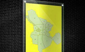 نقشه اصفهان