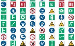 پیکتوگرام های ISO 7010