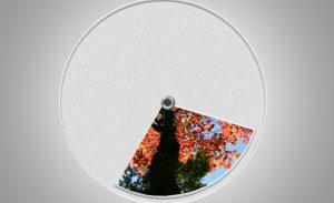 قالب اختصاصی و خلاقانه دایره چرخان در پاورپوینت